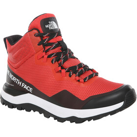 The North Face Activist FutureLight Mid-Cut Schuhe Damen cayenne red/tnf black